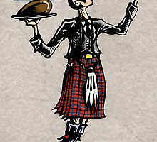 Robbie Burns Day by rawline