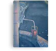 Well Drinks  Canvas Print