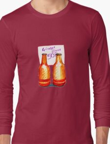 Ginger Beer Long Sleeve T-Shirt