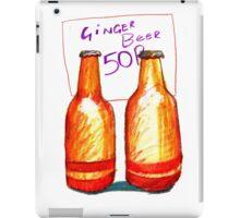 Ginger Beer iPad Case/Skin