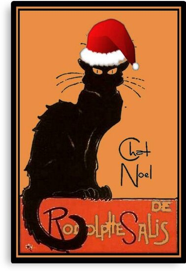 Le Chat Noel by taiche
