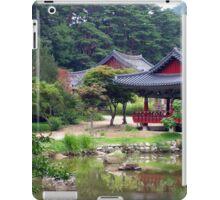 an inspiring South Korea landscape iPad Case/Skin
