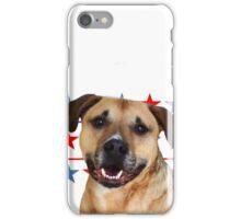 American Pitbull Terrier dog iPhone Case/Skin