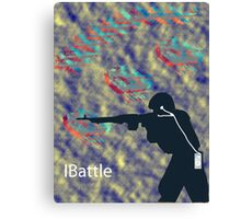 IPod Parody Canvas Print