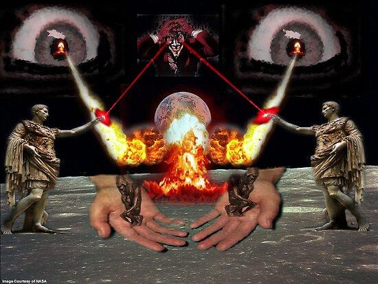 Surrealistic Apocalypse  by akearney