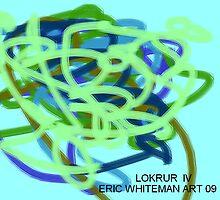 (LOKRURI IV ) ERIC WHITEMAN  by ericwhiteman