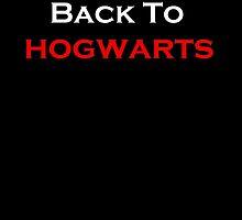 AVPM Gotta Get Back To Hogwarts (gryffindor red) by wonnie