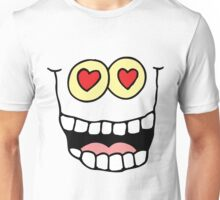 "Funny Valentine's Day ""Crazy Love"" Unisex T-Shirt"