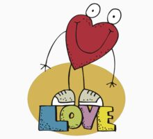 "Valentines Day ""Love"" Funny by HolidayT-Shirts"