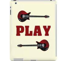 Play Brian may iPad Case/Skin