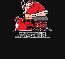 Bad Santa Funny TShirt Epic T-shirt Humor Tees Cool Tee Unisex T-Shirt