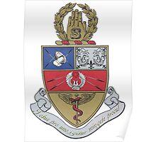 Snarkiteer Coat of Arms Poster