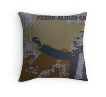 Dr. Pedro Campos Throw Pillow