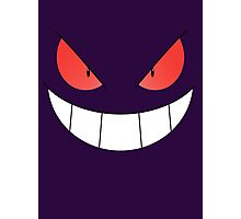 Pokemon - Gengar / Gangar Photographic Print