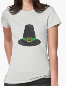 Irish hat Womens Fitted T-Shirt