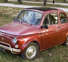 Fiat 500 by Kralington