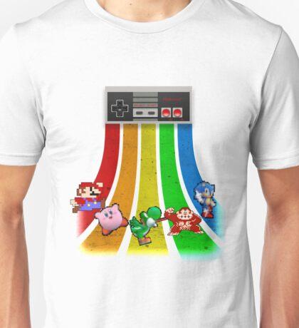Retro Gaming Series Unisex T-Shirt