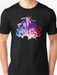 Ryūko and Satsuki with Garterbelt T-Shirt