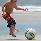 Soccer ball by JackieSmith
