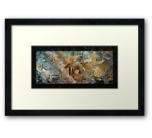 abstract 19 Framed Print