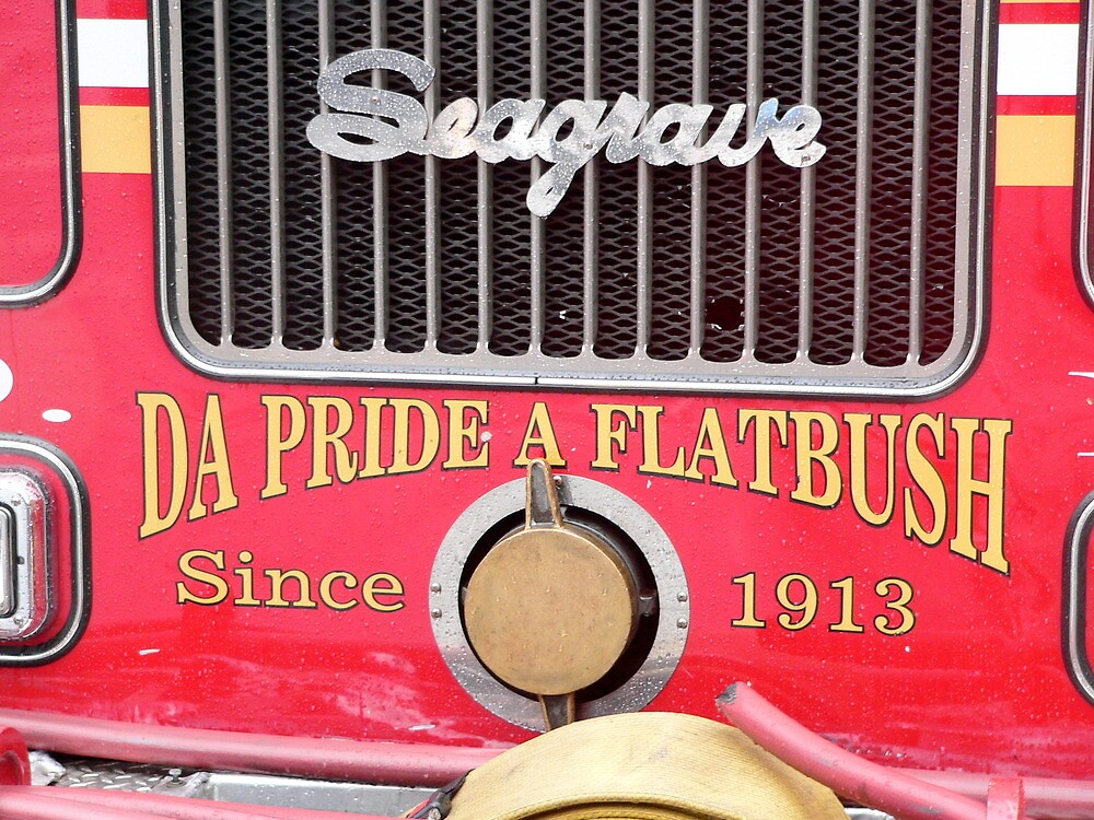 Fire truck by andytechie