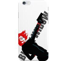 Black Widow - We Want Widow iPhone Case/Skin