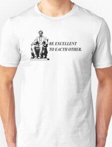 Be Excellent TShirt Epic T-shirt Humor Tees Batman Cool Tee T-Shirt