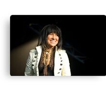 Buffy Sainte-Marie Canvas Print
