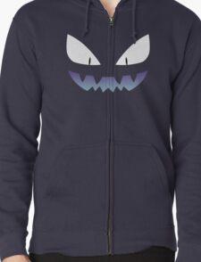 Pokemon - Haunter / Ghost (Shiny) Zipped Hoodie