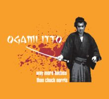 itto ogami-1 by alex wynnter