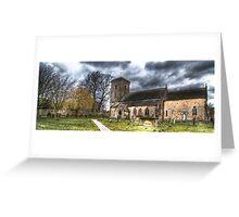 Parish Greeting Card