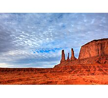 Three Sisters Butte Photographic Print