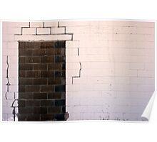 imaginery door...... Poster