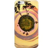 Sunsetworld iPhone Case/Skin