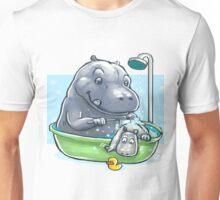 Hippo Bath Unisex T-Shirt