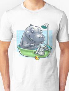 Hippo Bath T-Shirt