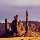 Totem Pole and Yei Bi Chei by Nickolay Stanev