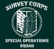 Survey Corps White by ftskim