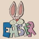 Easter Bunny by HolidayT-Shirts