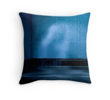 A Ghost  Throw Pillow