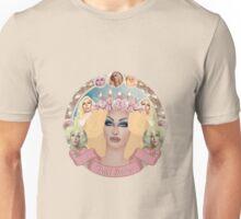 Pearl Liaison Nouveau Unisex T-Shirt