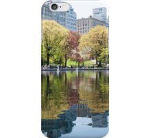 Central Park, NYC iPhone Case/Skin