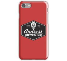 Andress Brews iPhone Case/Skin