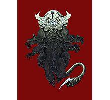 crusher Kaiju Photographic Print