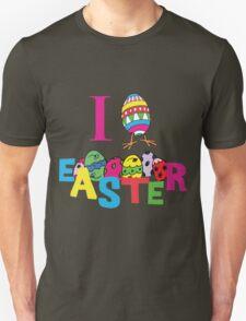 """Easter """"I Love Easter"""" T-Shirt"""