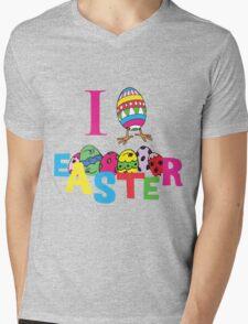 """Easter """"I Love Easter"""" Mens V-Neck T-Shirt"""