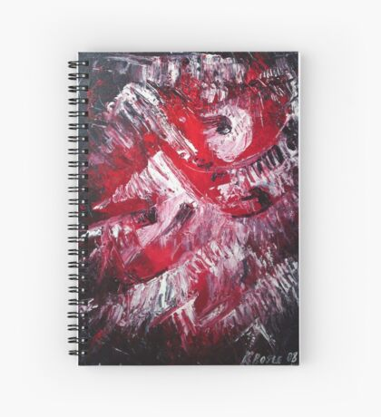 What do you see? Spiral Notebook