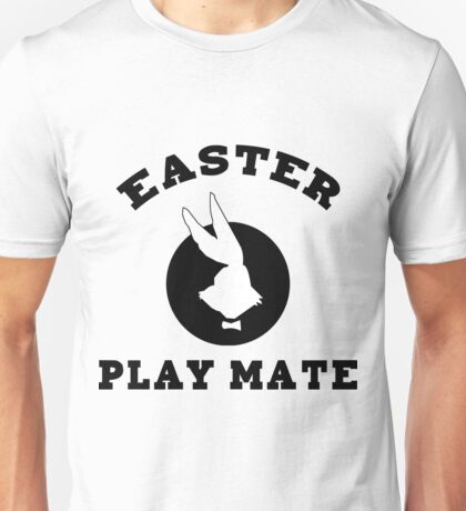 "Easter ""Playmate"" Women's Unisex T-Shirt"
