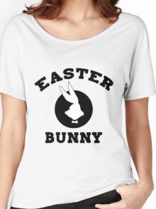 Funny Easter Bunny Women's Women's Relaxed Fit T-Shirt
