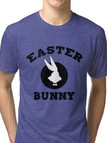 Funny Easter Bunny Women's Tri-blend T-Shirt